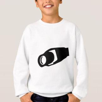 Surveillance Camera Sweatshirt