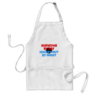 Surveyor Hockey Fanatic Standard Apron