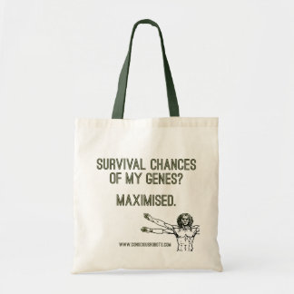 Survival Chances of my Genes - Tote