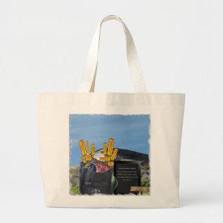Survival Kit Tote bag.