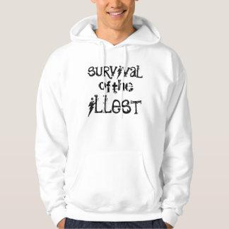 survival of the hoodie
