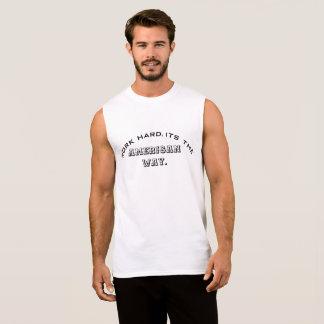 survival sleeveless shirt