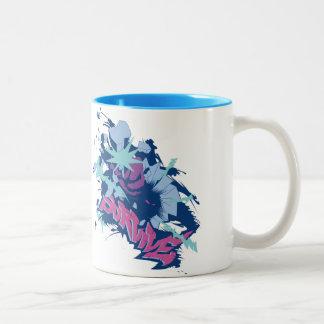 Survive (Ice color ver.) Coffee Mugs