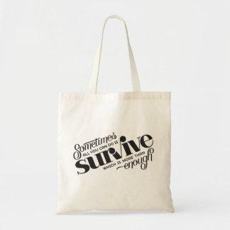 Survive Totebag