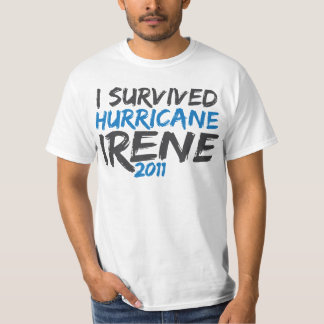 Survived Hurricane Irene T-Shirt
