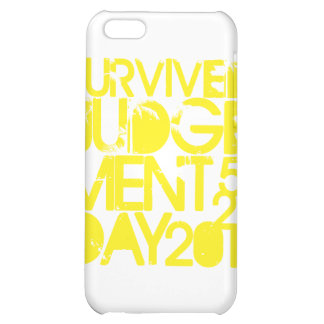 Survived Judgement Day 2011 Cover For iPhone 5C