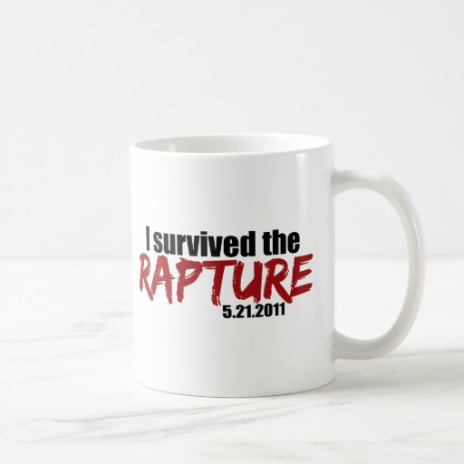 Survived the Rapture Mugs