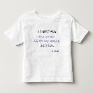 Survived! Toddler T-Shirt