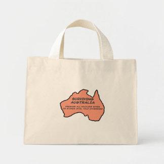 Surviving Australia Mini Tote Bag