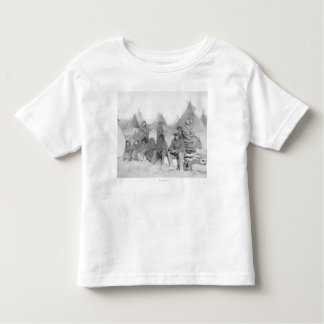 Surviving Members of Big Foot's Band Toddler T-Shirt