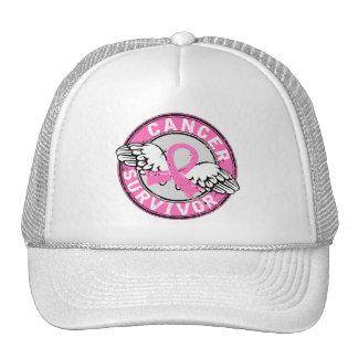 Survivor 14 Breast Cancer Trucker Hat