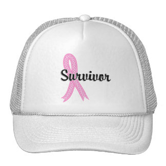 Survivor 17 Breast Cancer Hats