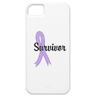 Survivor 17 Lymphoma (Hodgkin's) iPhone 5 Case