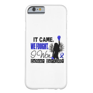 Survivor 22 Colon Cancer Barely There iPhone 6 Case