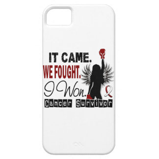 Survivor 22 Head And Neck Cancer Barely There iPhone 5 Case