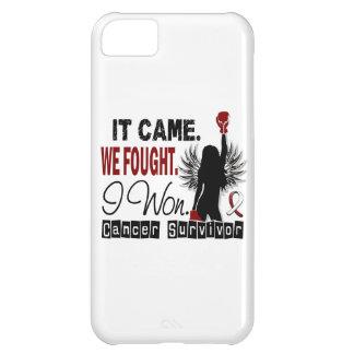 Survivor 22 Head And Neck Cancer iPhone 5C Case