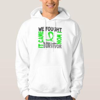 Survivor 5 Non-Hodgkin's Lymphoma Hoodie