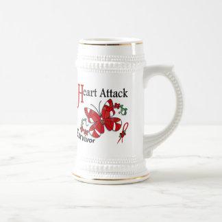 Survivor 6 Heart Attack Mug