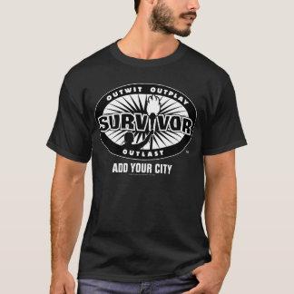 Survivor / Add Your City T-Shirt