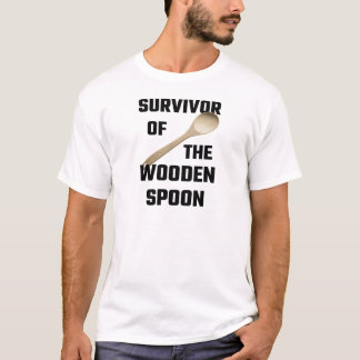 Survivor Of The Wooden Spoon T-Shirt