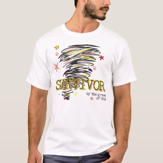 Survivor - Tornado T-Shirt