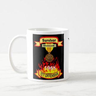 Survivor Vietnam Tet Offensive Mug