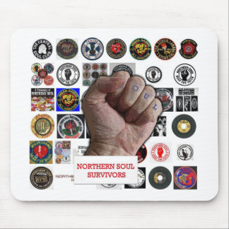 Survivors Mouse Pad