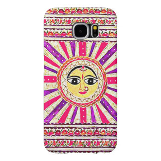 Surya Sun Goddess Samsung Galaxy S6 Cases
