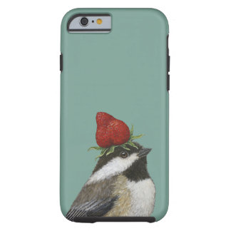 susan lee the chickadee iPhone 6/6s tough case