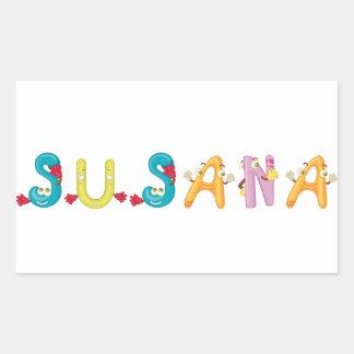 Susana Sticker
