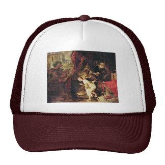 Susanna And The Elders By Rembrandt Harmensz. Van Trucker Hat