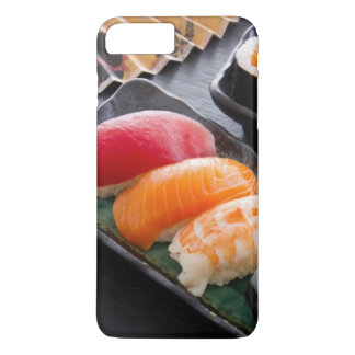 Sushi and rolls iPhone 7 plus case