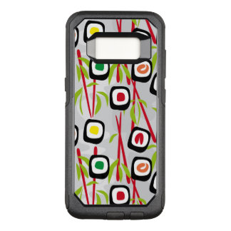 Sushi background OtterBox commuter samsung galaxy s8 case