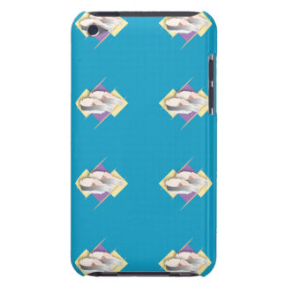 Sushi blue iPod touch case
