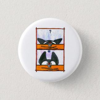 Sushi Cat! 3 Cm Round Badge