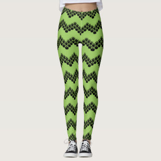 Sushi Chevron II Leggings
