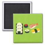 Sushi Fun Magnets