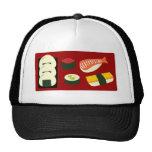 Sushi Fun Mesh Hats