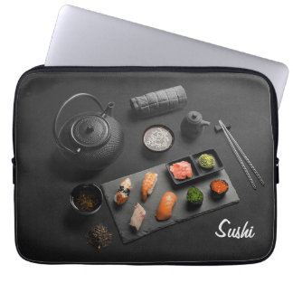 Sushi Japanese Ritual Laptop Sleeve