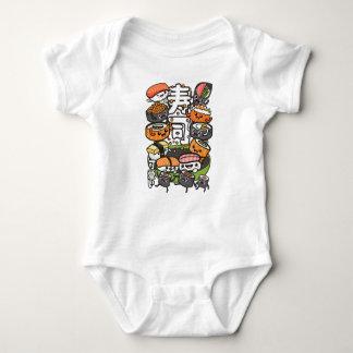 Sushi Kawaii Baby Bodysuit