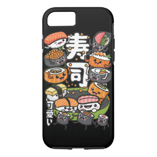 Sushi Kawaii iPhone 8/7 Case