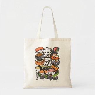 Sushi Kawaii Tote Bag