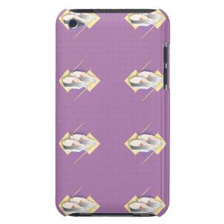 Sushi lilac iPod Case-Mate case