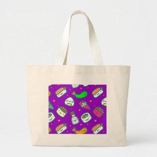 Sushi Moki Large Tote Bag