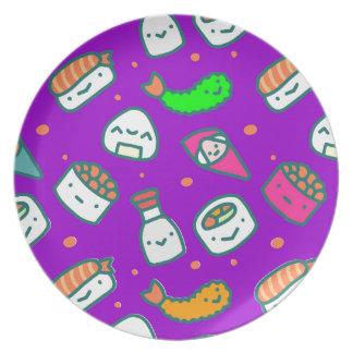 Sushi Moki Plate