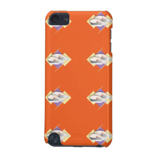 Sushi orange iPod touch (5th generation) case