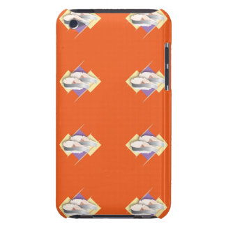 Sushi orange Case-Mate iPod touch case