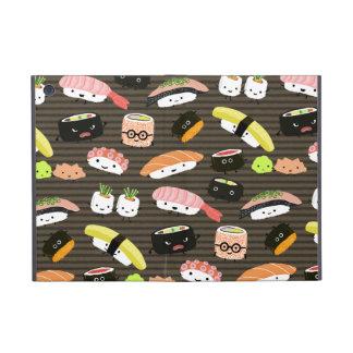 Sushi Party - An Assortment of Fun Kawaii Friends Covers For iPad Mini