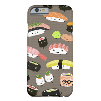 Sushi Party Barely There iPhone 6 Case