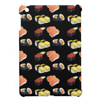 Sushi pattern cover for the iPad mini